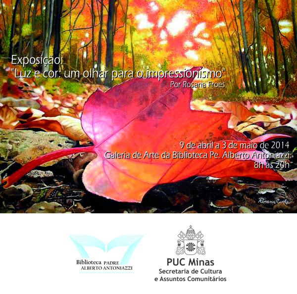 Luz e cor um olhar para o impressionismo Rosana Froes