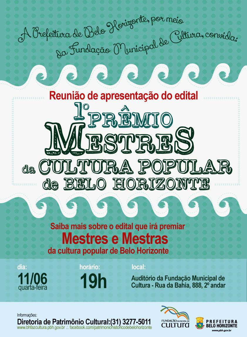 Prêmio Mestres da Cultura Popular