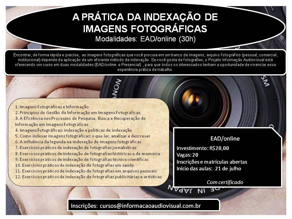 A prática da indexação de imagens fotográficas