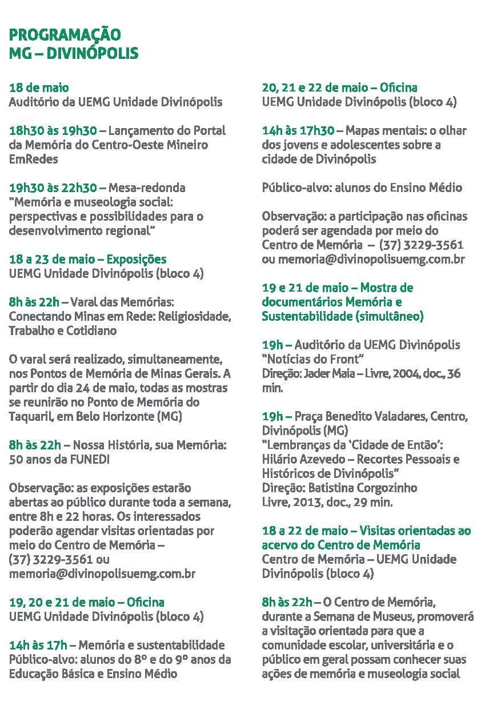 13º Semana de Museus do Instituto Brasileiro de Museus 04