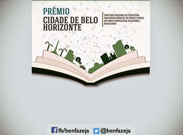 Concurso Nacional de Literatura Prêmio Cidade de Belo Horizonte