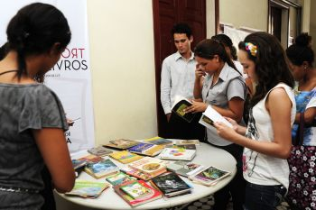 Feira Literária Capixaba trará várias obras de autores do Estado (Foto: André Sobral)