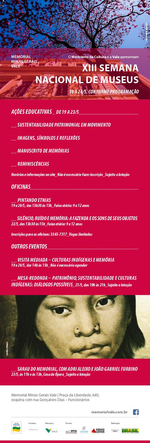 XIII Semana Nacional de Museus