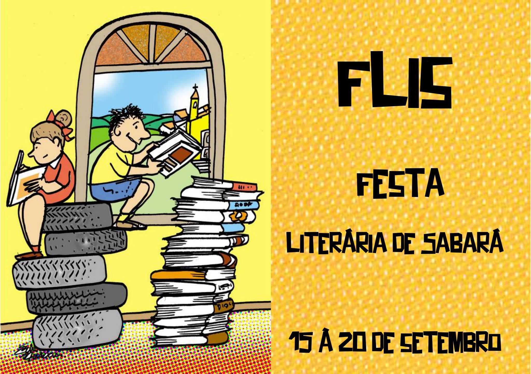 1ª Festa Literária de Sabará