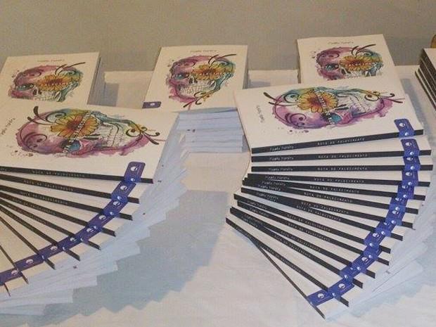 Livro foi lançado em Itaúna (Foto: Majela Moreira/Divulgação)
