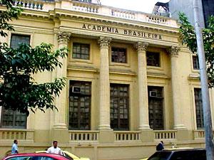 Academia Brasileira de Letras (Foto: Reprodução)