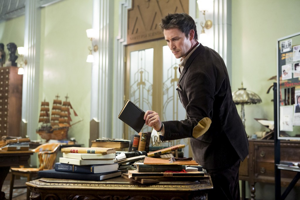 Noah Wyle regressa ao personagem que interpretou há dez anos em três telefilmes (Foto: Reprodução)