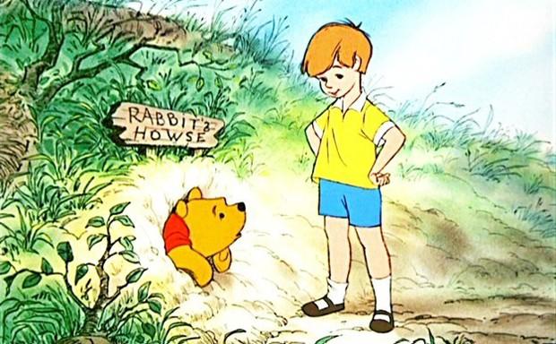Desenho 'Ursinho Pooh' (Foto: Divulgação)