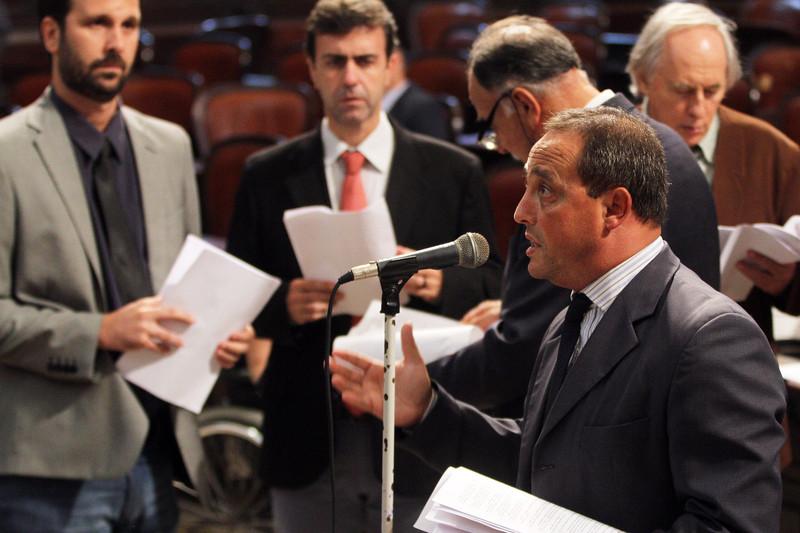 O projeto foi aprovado em primeira discussão (Foto: Divulgação)
