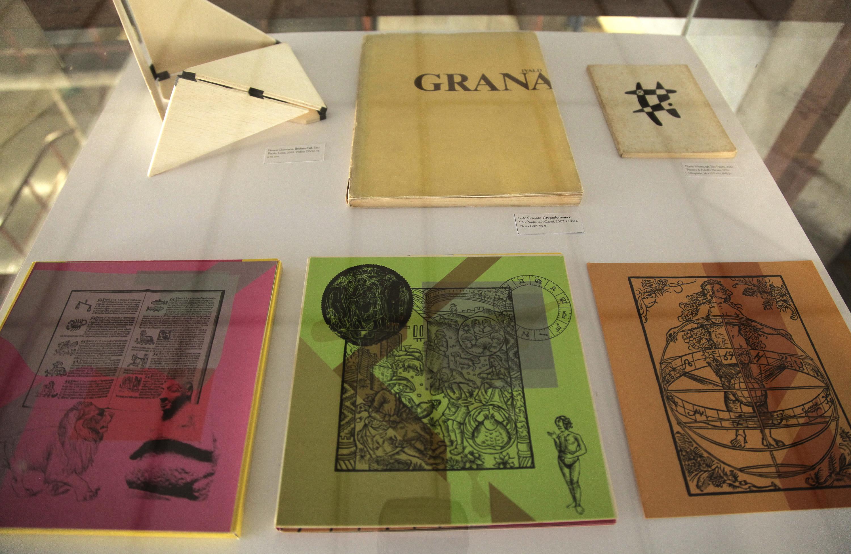 Tendências do livro de artista no Brasil 30 anos depois (Foto: Foca Lisboa/UFMG)