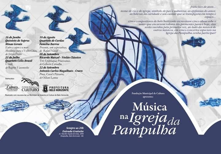 Música na Igreja da Pampulha