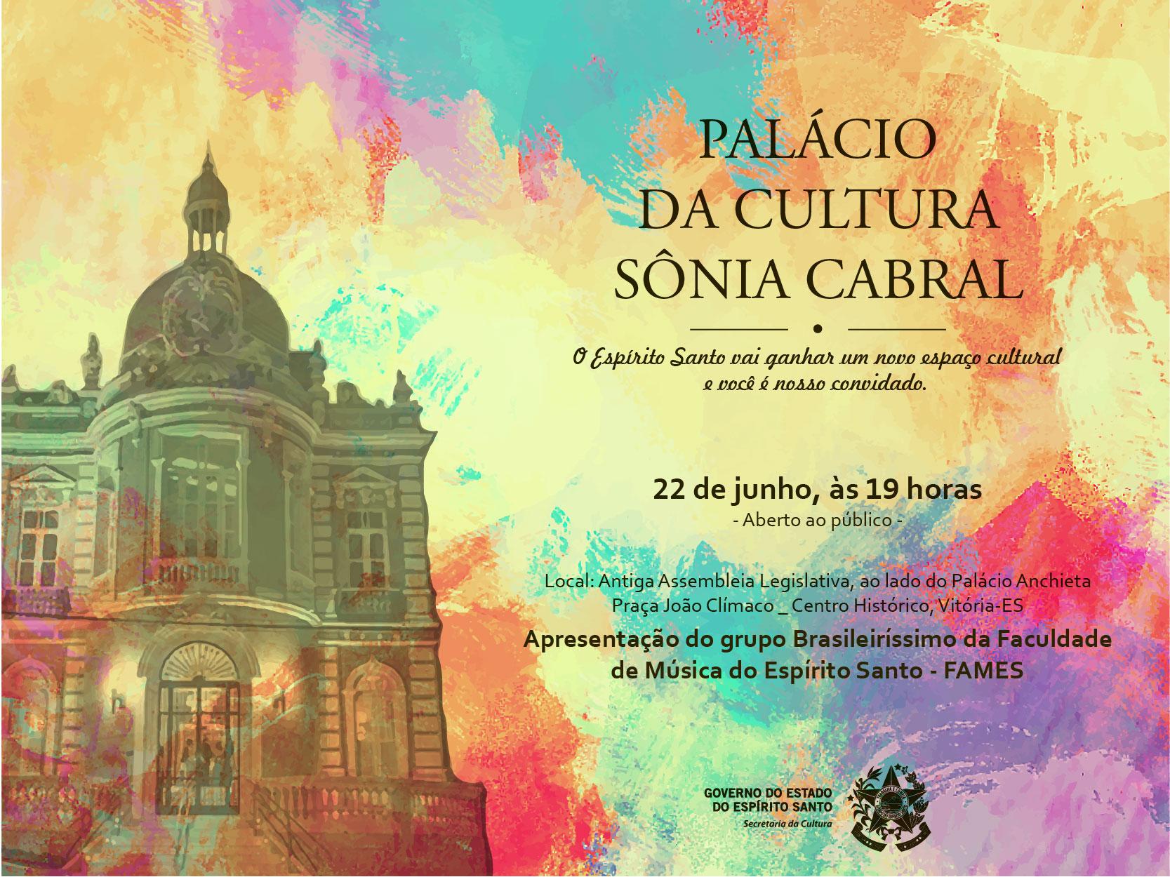 Palácio da Cultura Sônia Cabral
