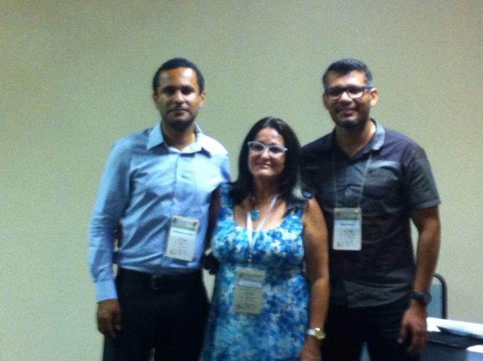 Membros da nova diretoria da CBBU (Foto: Divulgação)