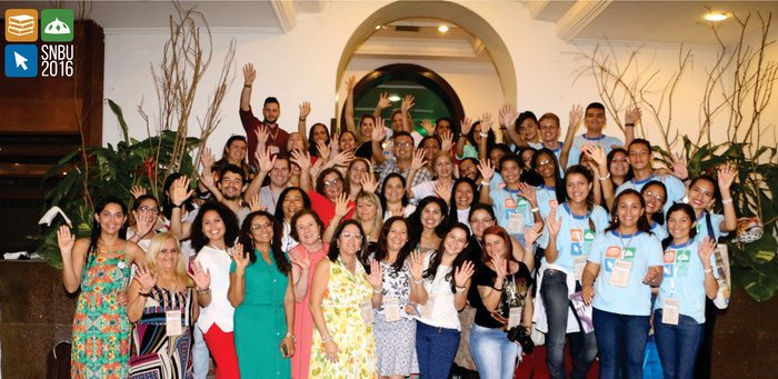 Participantes do SNBU 2016 (Foto: Divulgação)