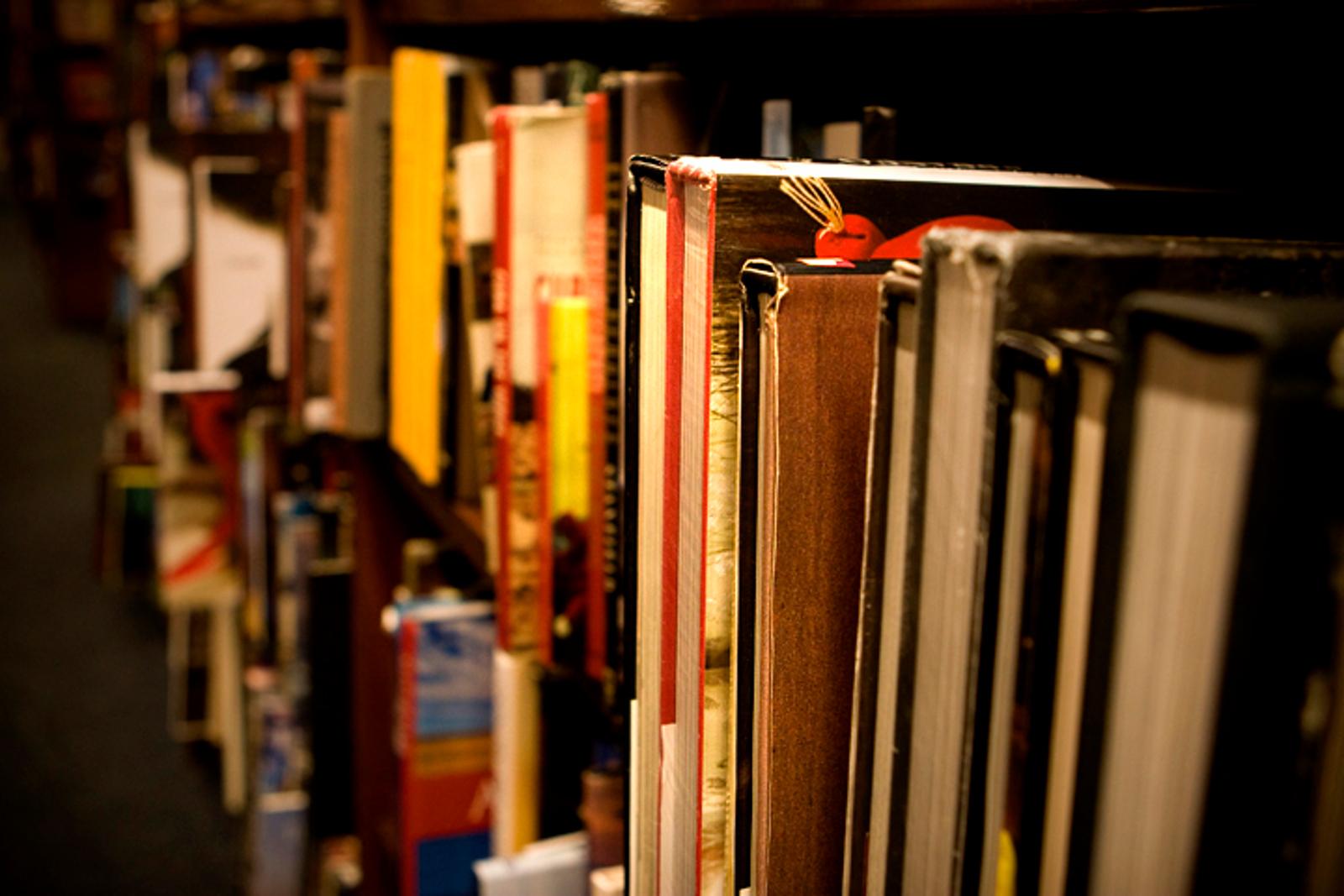 Proposta da Banca Troca de Livros é incentivar a prática da leitura (Foto: EBC)