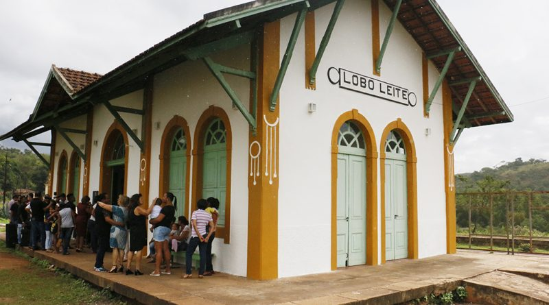 Biblioteca Cônego Luiz Vieira da Silva (Foto: Prefeitura de Congonhas)